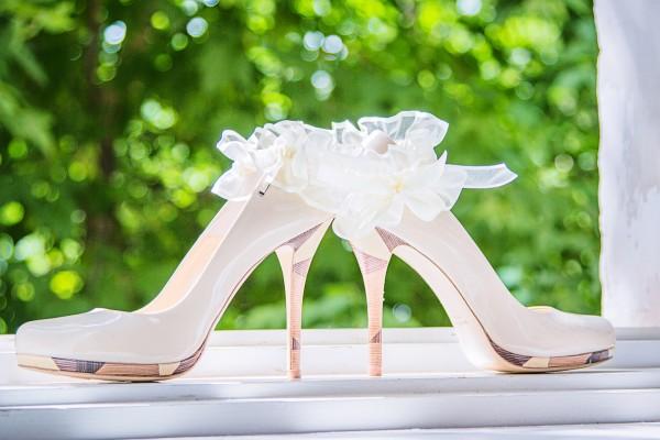 Свадебная обувь: варианты, актуальные в 2020 году