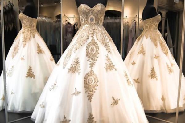 Эксклюзивные свадебные и вечерние платья