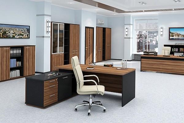 Выбор мебели и её значение в интерьере делового офиса