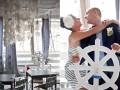 Свадьба в стиле Морского путешествия...