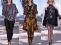 Неделя моды в Нью-Йорке: пайетки и психоделика...