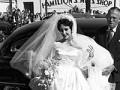 Первое свадебное платье Элизабет Тейлор выставлено на аукцион...