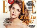 Прекрасная принцесса: Наталья Водянова в журнале Elle.