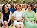 Модный праздник: звезды на показе Alberta Ferretti в Санкт-Петербурге