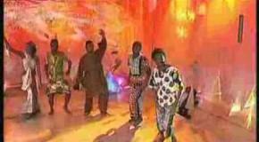 Африканская шоу-группа «Waka-Waka»