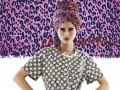 С граффити скромный платочек: Louis Vuitton продолжает тему стрит-арта.