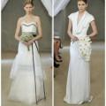 Свадебные платья Люкс класса от Carolina Herrera 2013.