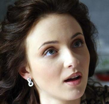 Анна Снаткина впервые вышла в свет после родов