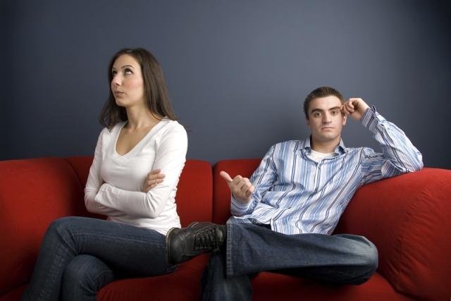 Скука разрушает брак.