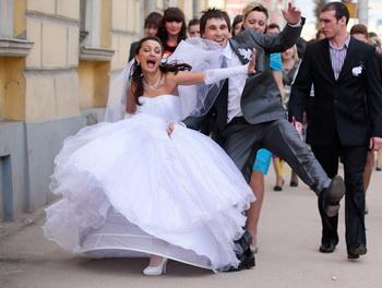 Свадебные розыгрыши!