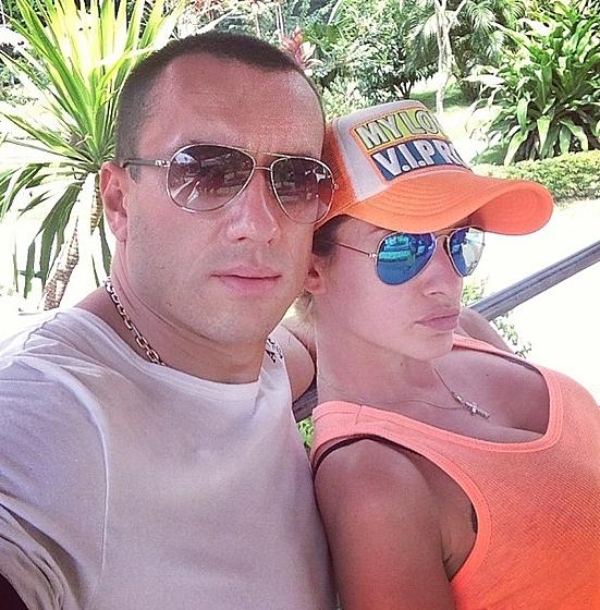 Бородина о Терехине: «Мы расстались окончательно»