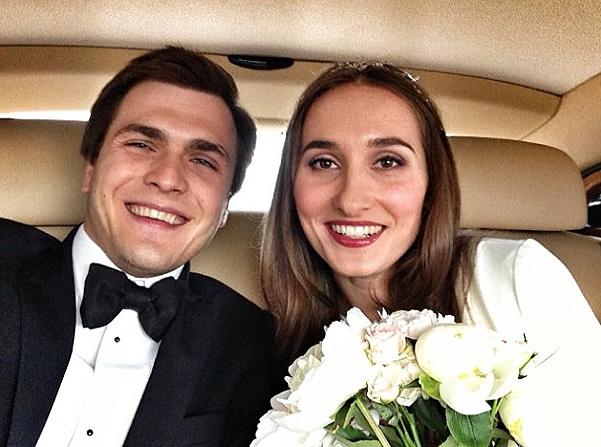 Анастасия Винокур вышла замуж!