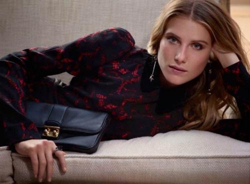 Предсезонный лукбук Louis Vuitton 2013.
