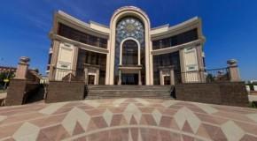 Дворец бракосочетания  в 3D на ул. Малыгина, 85