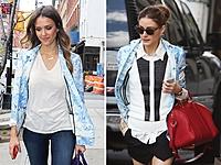 Модная битва: Джессика Альба против Оливии Палермо!
