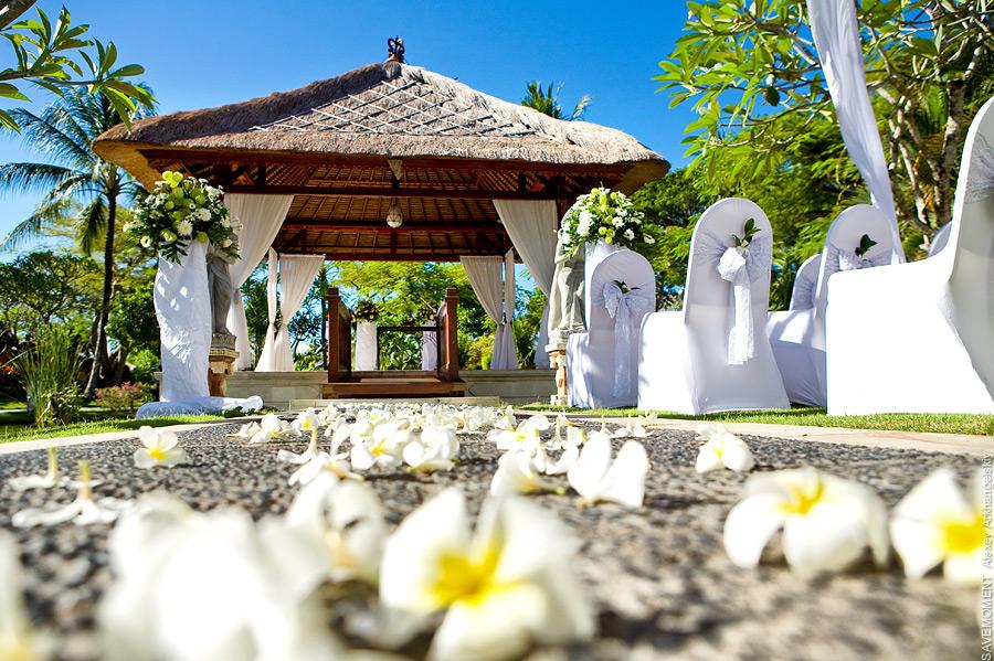 Незабываемая свадьба на островах!