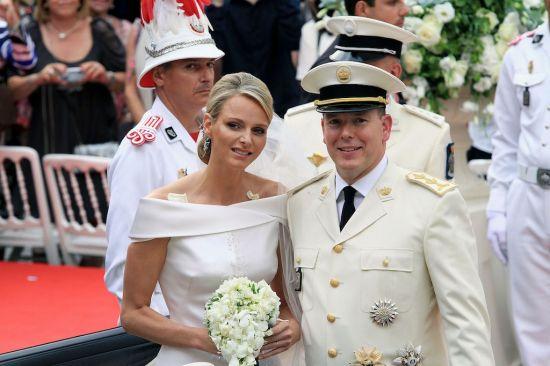 Шарлин Уиттсток рассказала, почему у них с князем Монако нет детей!