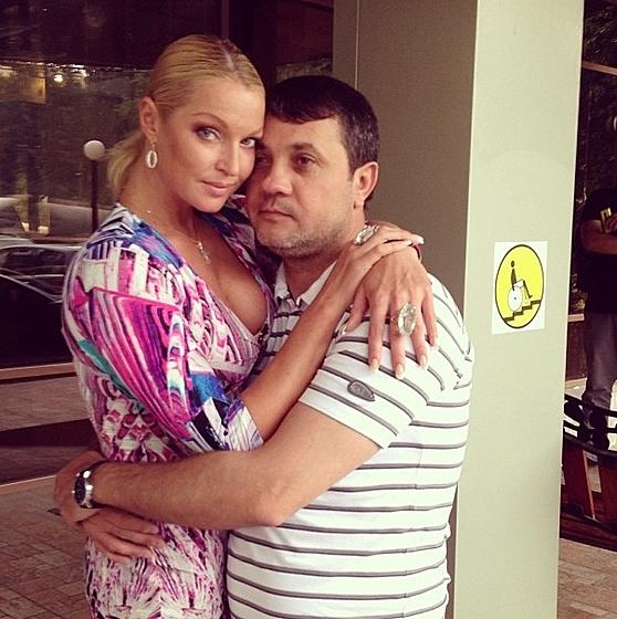 Волочкова устроила любимому романтический сюрприз!