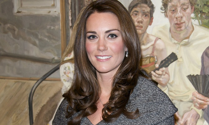 Герцогиня Кэтрин доставлена в больницу, для родов!