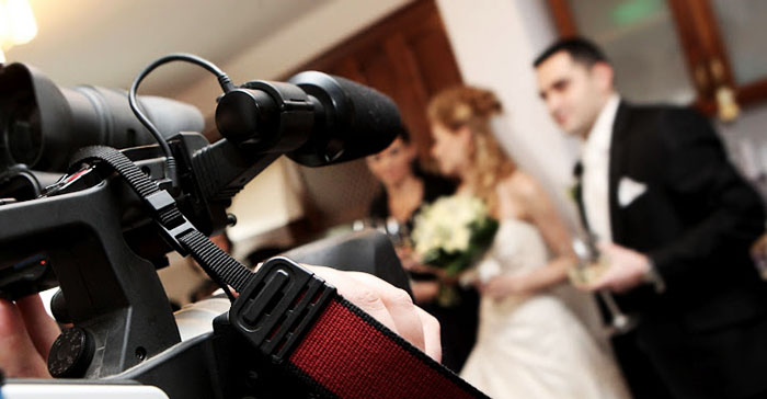 Видеооператор на свадьбу!