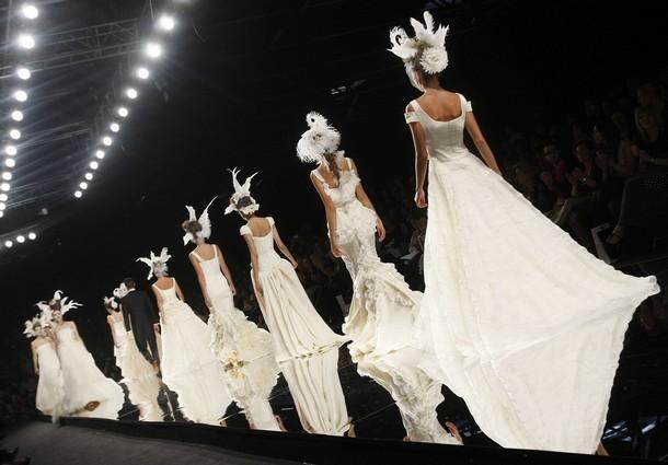 Свадебная мода: что оденет невеста в сезоне 2013-2014
