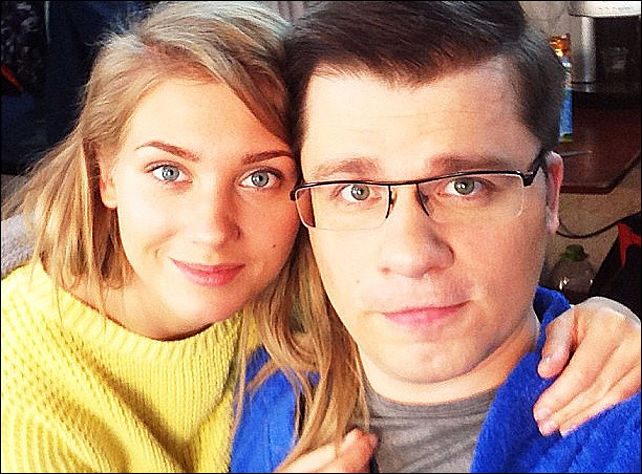 Кристина Асмус: «Я думала, что Гарик эгоистичный и самовлюбленный»