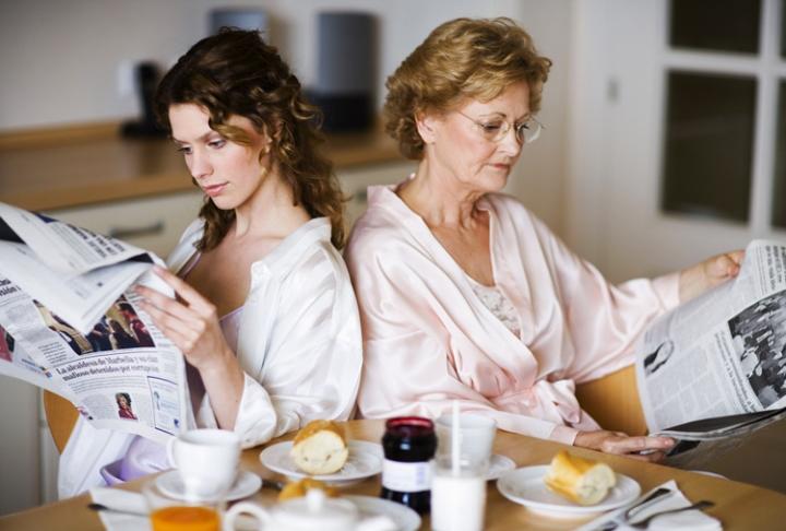 Чужая среди своих: дружить ли с родственниками мужа?