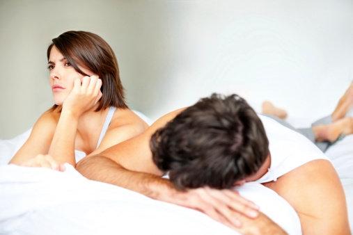 Что убивает страсть у мужчин?