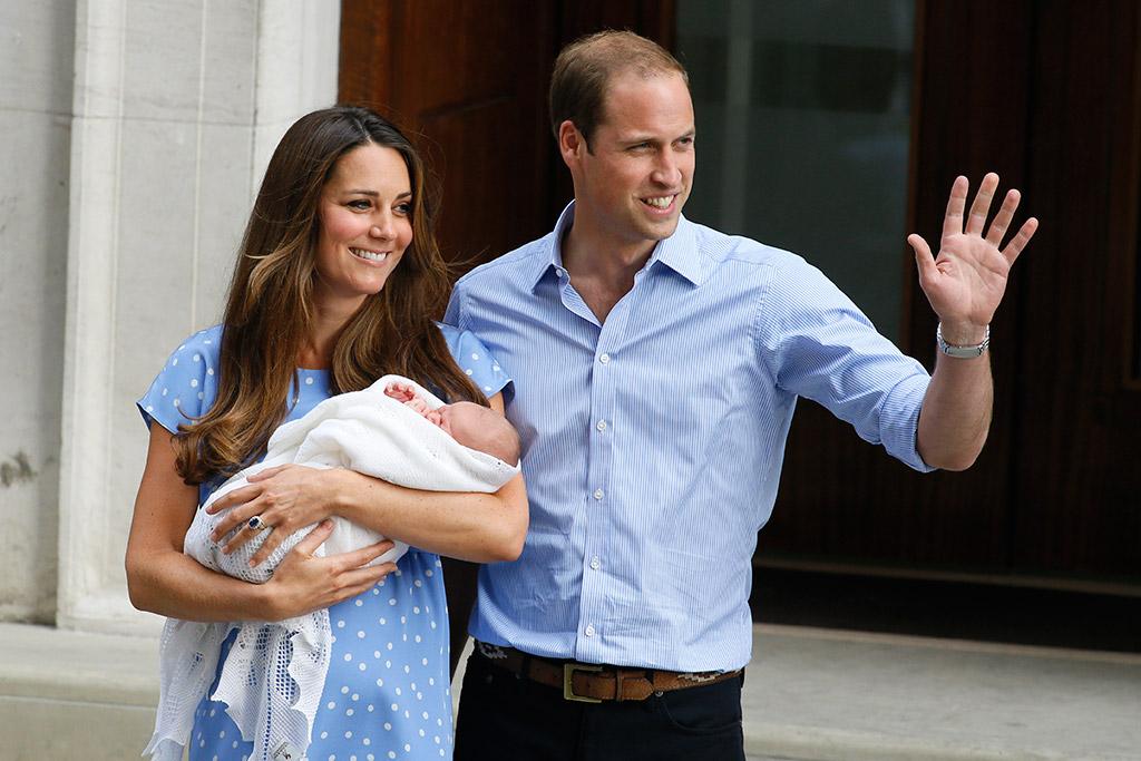 Принц Уильям дал первое интервью с момента рождения своего сына!
