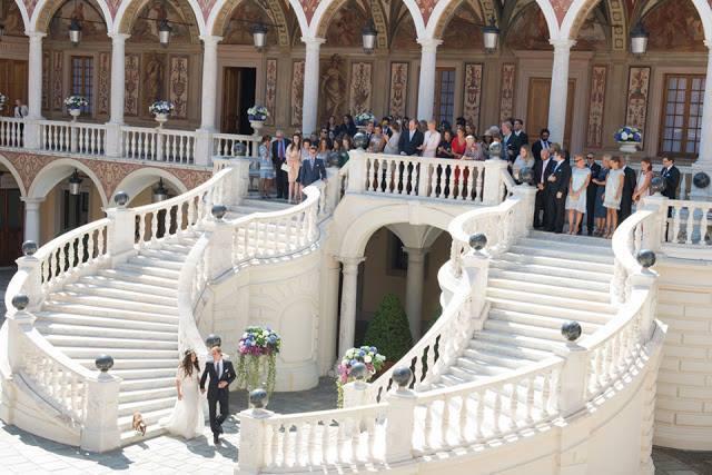 Принц Монако Андреа Казираги женился!