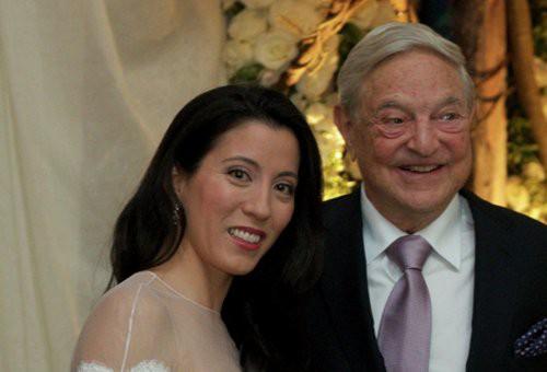 Миллиардер Сорос женился в третий раз!