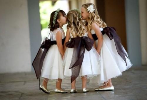 Как сделать так, чтобы дети не испортили свадьбу?