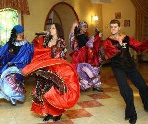 ансамбль цыганской песни и пляски