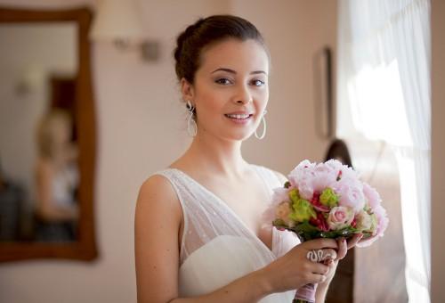 Эльмира Калимуллина в образе невесты!