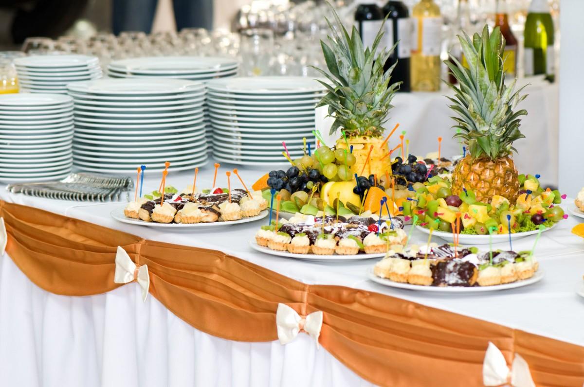 Составляем меню на свадьбу