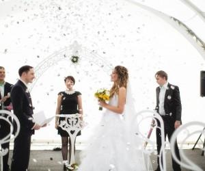 свадебная Ромашка для Артура и Ксении