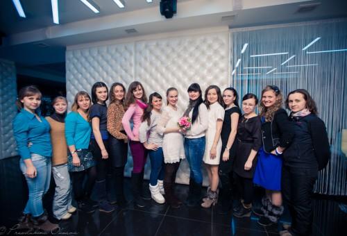 Фестиваль невест 2014, Девичник Состоялся