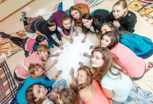 Фестиваль невест 2014, Установочный тренинг