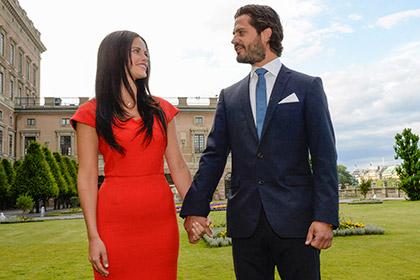 Шведский принц Карл Филип объявил о помолвке!