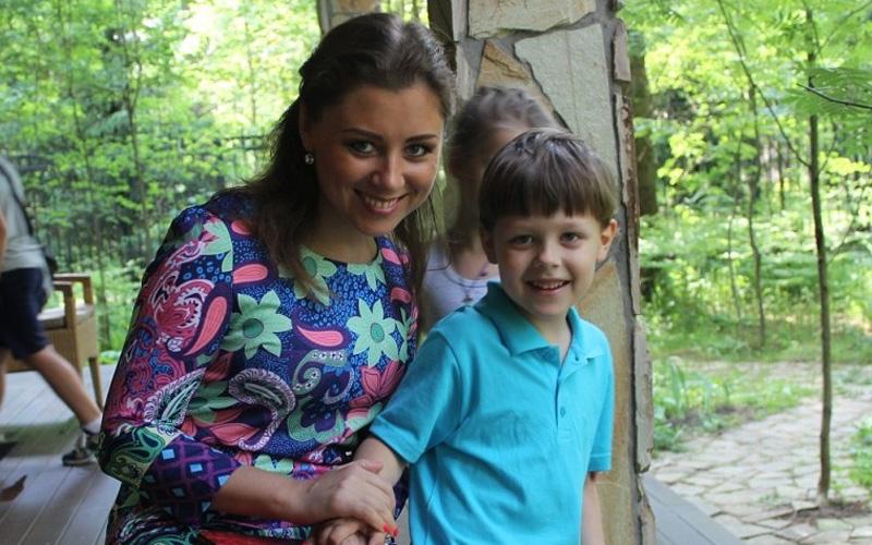 Инга Илюшина: «Я веселая мама-подружка»