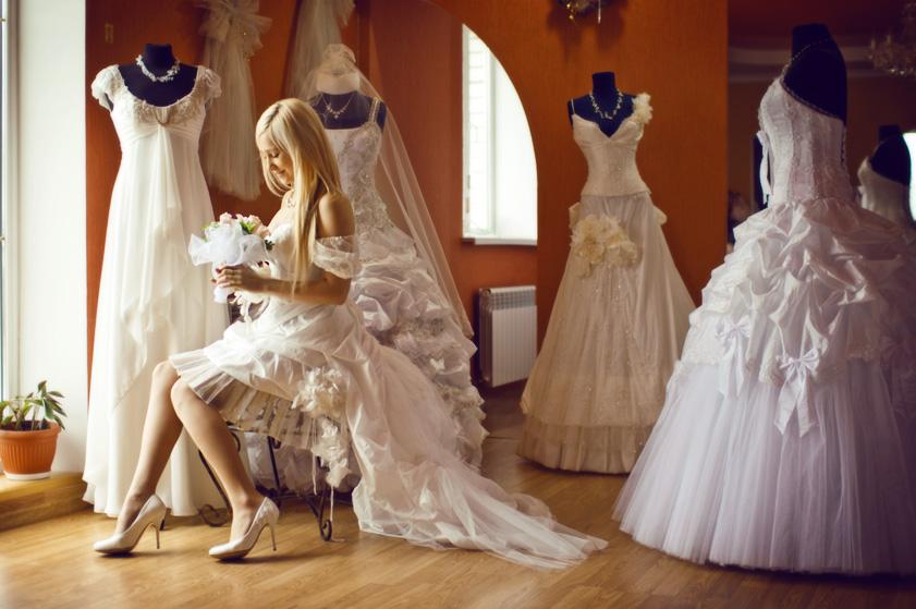 Готовимся к свадебной церемонии!