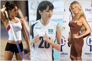 6 самых красивых спортсменок без титулов!