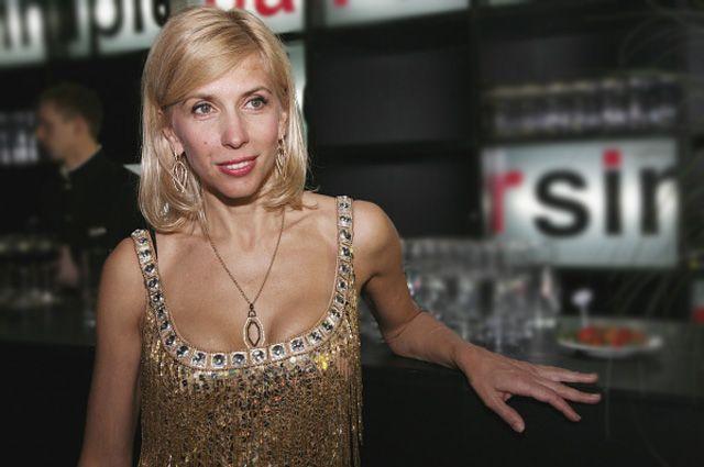 Алена Свиридова: «Сейчас я могу себе позволить не работать на поток»
