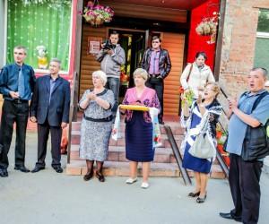 Свадьба Юлии и Андрея Беловых. 3.09.2014 г.