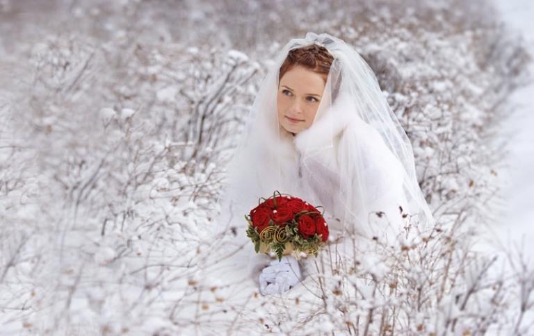 Зимняя свадьба 2014-2015 – оригинальные идеи