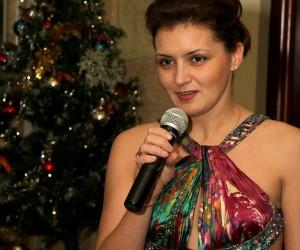 Новогодний корпоратив в 2012г ФСК ЕЭС Тюмень