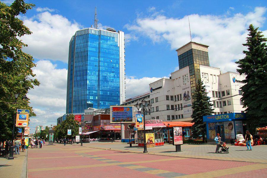 Места для влюбленных в Челябинске