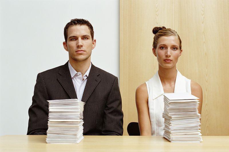 Раздел имущества супругов - брачный договор