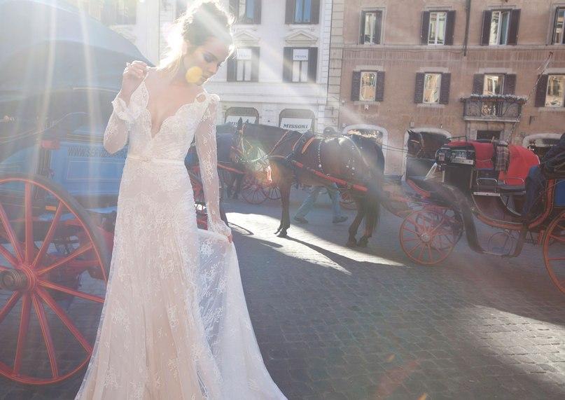 Свадебное кружевное платье: пять аргументов «за»