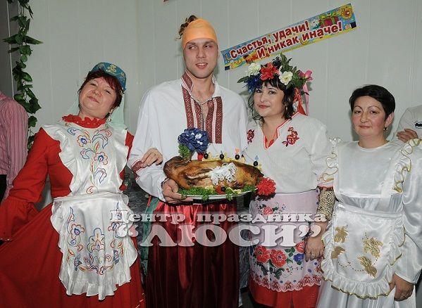 Костюм татарский